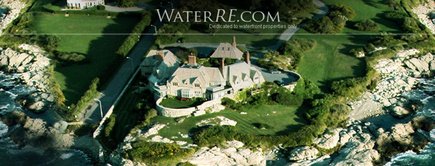 Web developer portfolio: Water RE