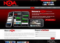 Web developer portfolio: Nova Point of Sale